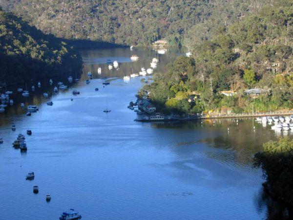 Riverside Escape on Berowra Waters