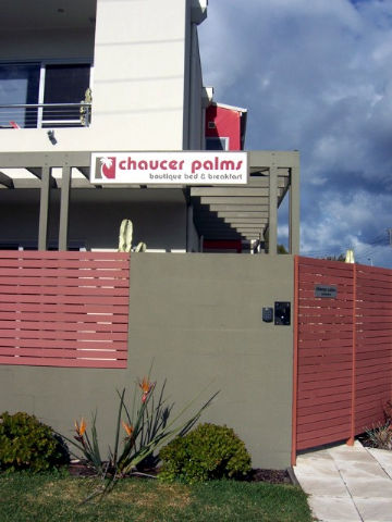 Chaucer Palms Boutique Bed & Breakfast