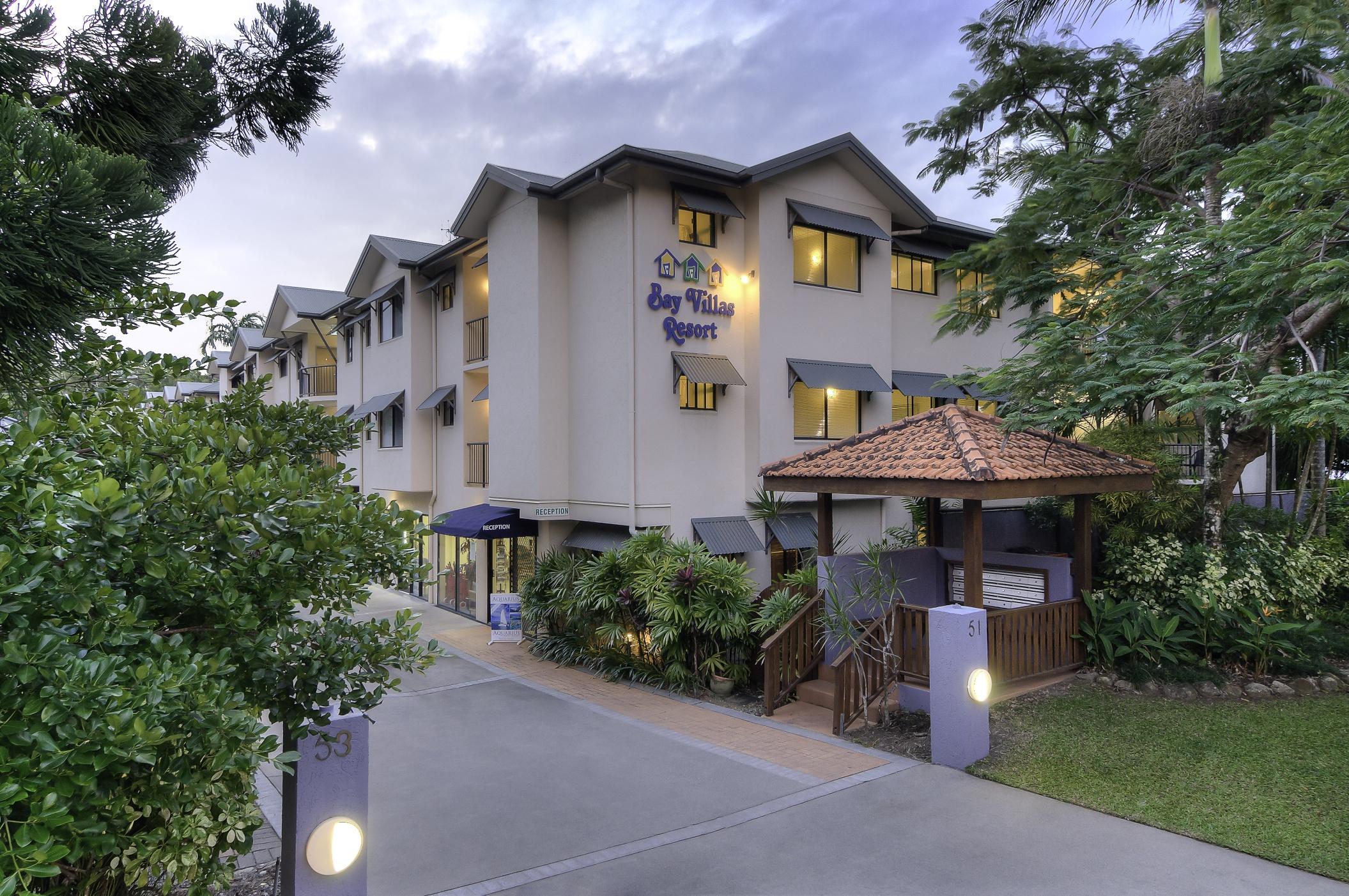 Bay Villas Resort Port Douglas