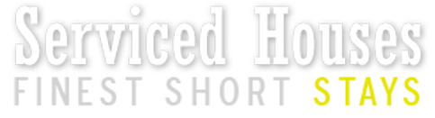 Serviced Houses Logo and Images