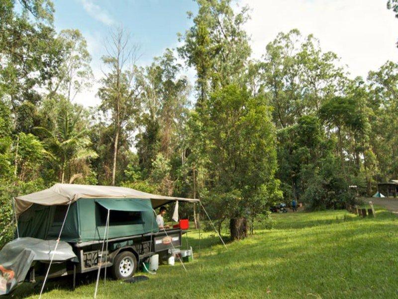 Sheepstation Creek campground