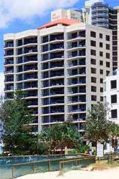 Surf Regency Apartments