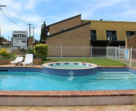 Sun Plaza Motel Mackay