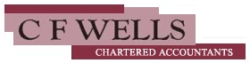 CF Wells Chartered Accountants Logo and Images