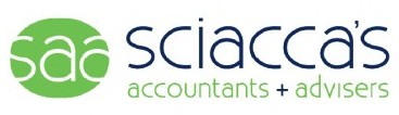 Sciacca Accountants Logo and Images