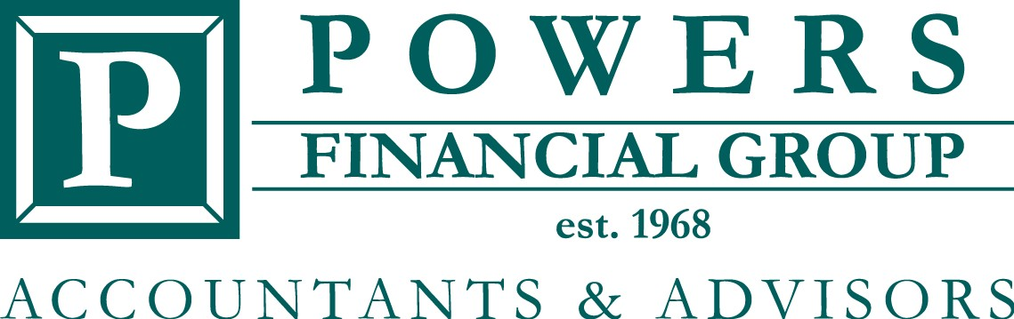Powers Financial Group Logo and Images