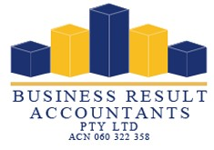 Business Result Accountants Logo and Images