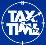 Tax Time Accountants Logo and Images
