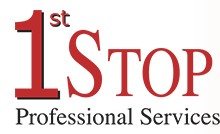 1st Stop Professional Services Logo and Images