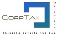 CorpTax Solutions Pty Ltd Logo and Images