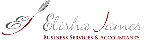 Elisha James Business Services & Accountants Logo and Images