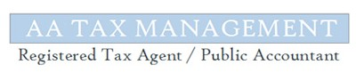 AA Tax Management Logo and Images