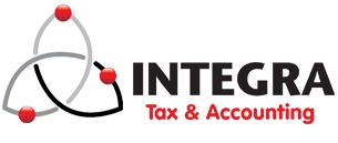 Integra Tax & Accounting Logo and Images