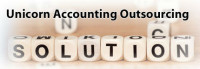 Unicorn Accounting Outsourcing Logo and Images