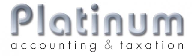 Platinum Accounting & Taxation Logo and Images