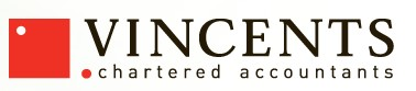 Vincents Chartered Accountants Logo and Images