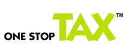 One Stop Tax Logo and Images