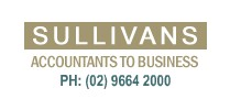 Sullivans Accountants Sydney Logo and Images