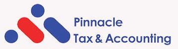 Pinnacle Tax & Accounting Logo and Images