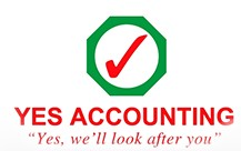 Yes Accounting Pty Ltd Logo and Images