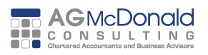 A.G. McDonald Consulting Chartered Accountants Logo and Images