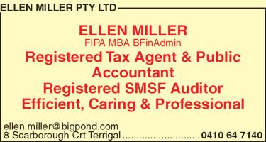 Ellen Miller Pty Ltd