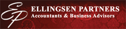 Ellingsen Partners Accountants Logo and Images