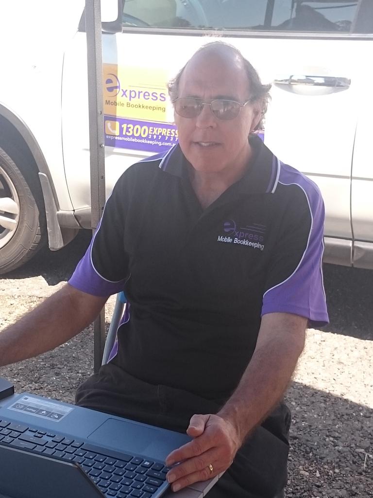 Express Mobile Bookkeeping Singleton