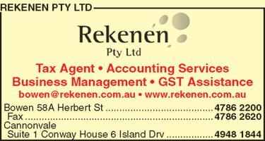 Rekenen Pty Ltd