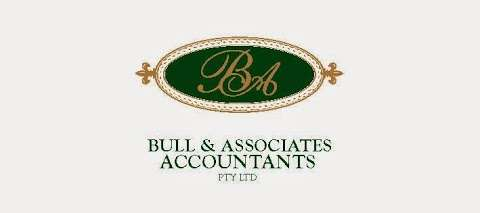 Bull & Associates Accountants Melbourne Logo and Images