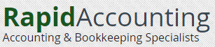 Rapid Accounting Solutions Logo and Images