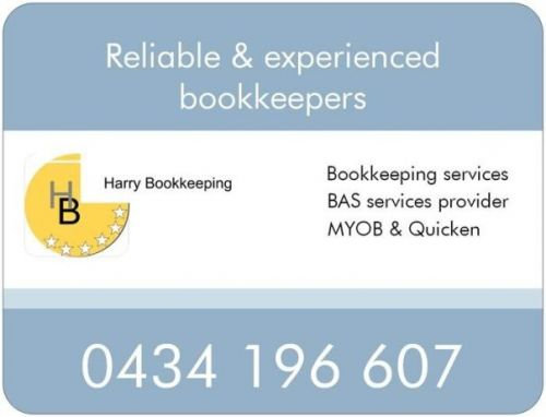 Harry Bookkeeping
