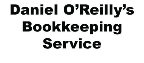 Daniel O'Reilly's Bookkeeping Service Logo and Images