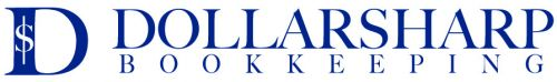 Dollar Sharp Bookkeeping Logo and Images