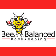 Bee Balanced Bookkeeping Logo and Images