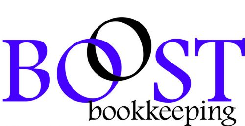 Boost Bookkeeping Logo and Images