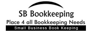 SB Bookkeeping Specialist Logo and Images