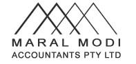 Maral Modi Accountants Logo and Images