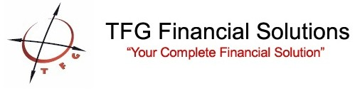 TFG Financial Solutions Logo and Images