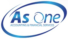As One Accounting & Financial Services Logo and Images