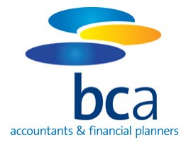 BCA Accountants & Advisors Logo and Images