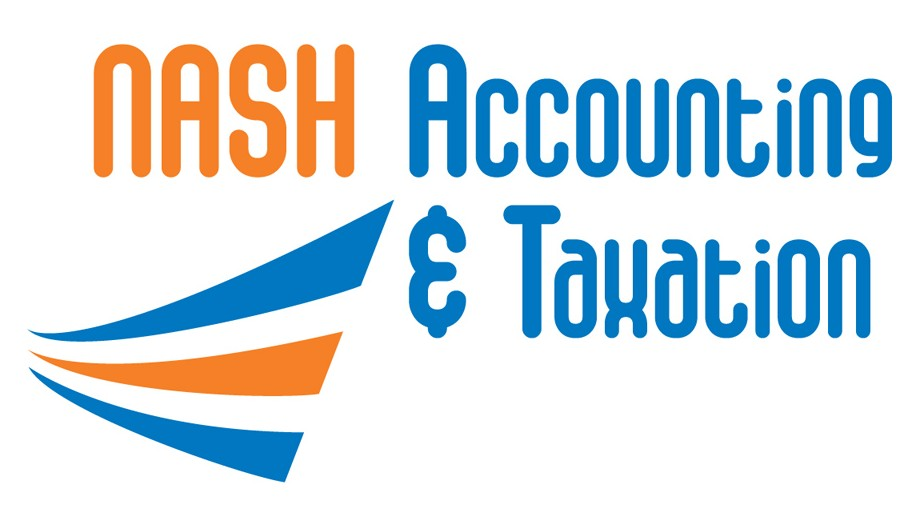 NASH Accounting & Taxation Logo and Images