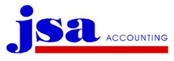 JSA Accounting & Financial Planning Logo and Images