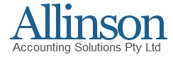 Allinson Accounting Solutions Logo and Images