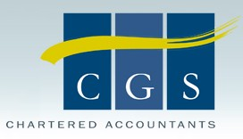 CGS Chartered Accountants Logo and Images