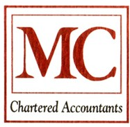 MC Chartered Accountants Logo and Images