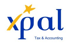 X Pal Tax & Accounting Logo and Images