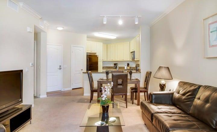 LA Furnished Apartments