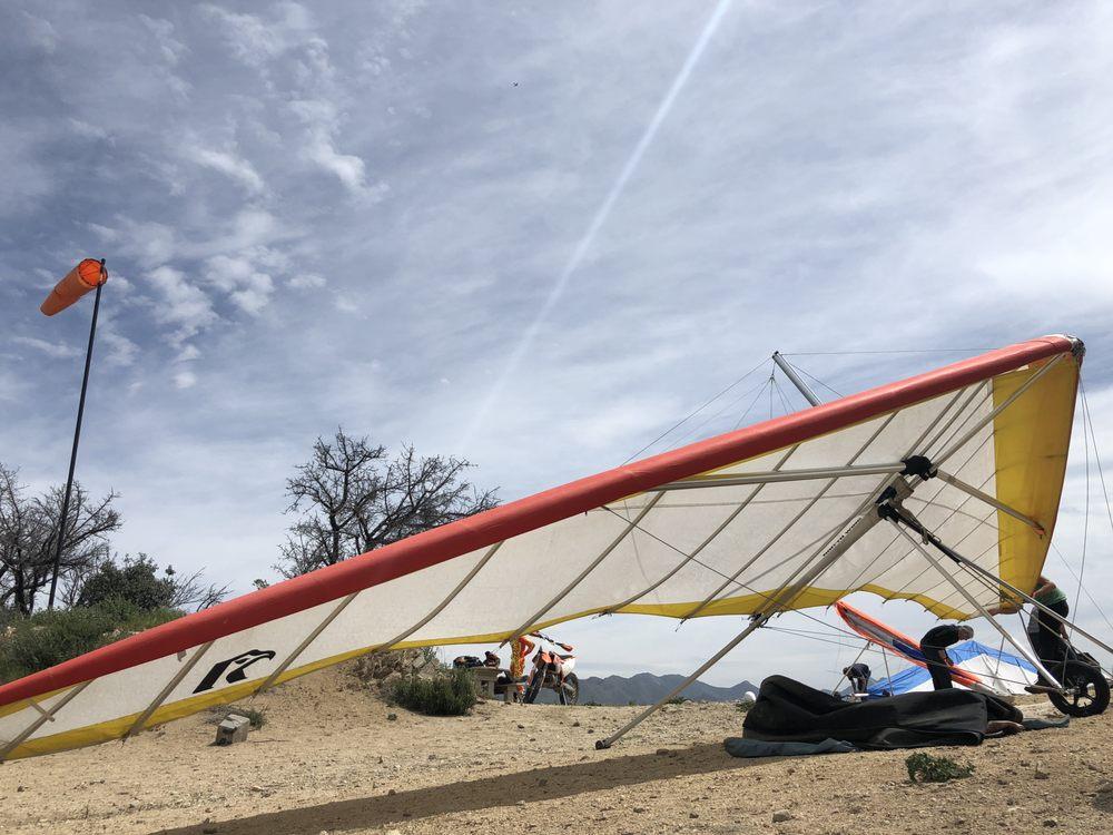 Windsports Hang Gliding