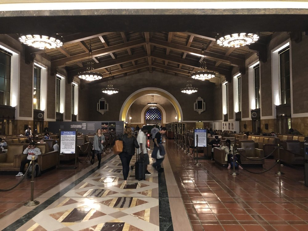 AMTRAK Union Station